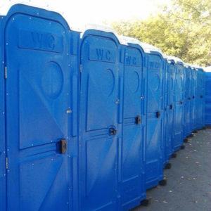 Аренда туалетных кабинок в Москве и области