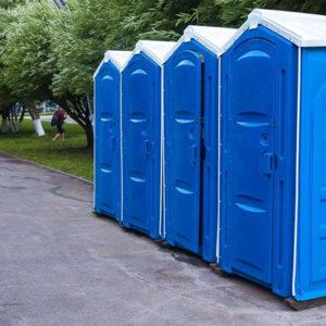 Где взять в аренду туалеты для мероприятия