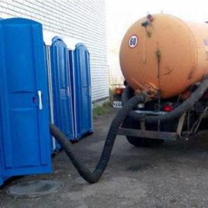 Вызов специалиста по откачке туалетов