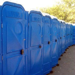 Туалетные кабины - аренда или покупка