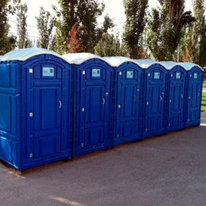 Аренда туалета на небольшой период