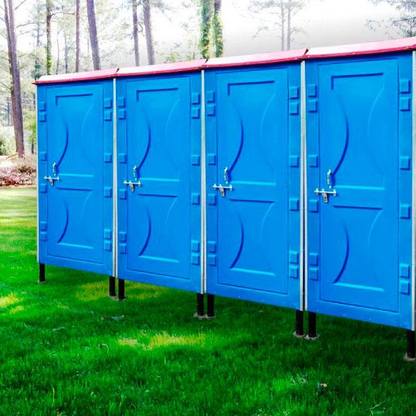 Особенности краткосрочной аренды туалетных кабин
