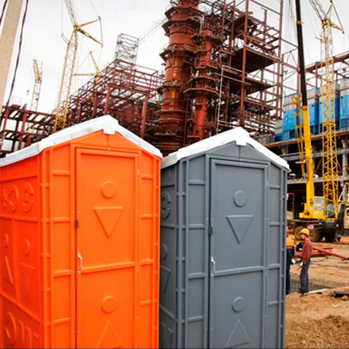 Биотуалеты для строительной площадки