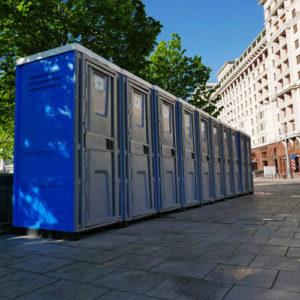 Аренда туалетов для многодневных мероприятий