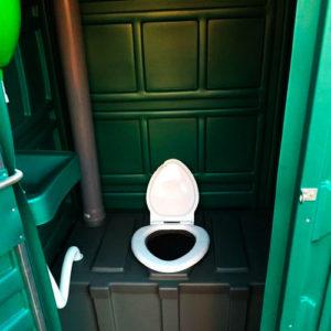 Вопросы при аренде туалета на вечеринку
